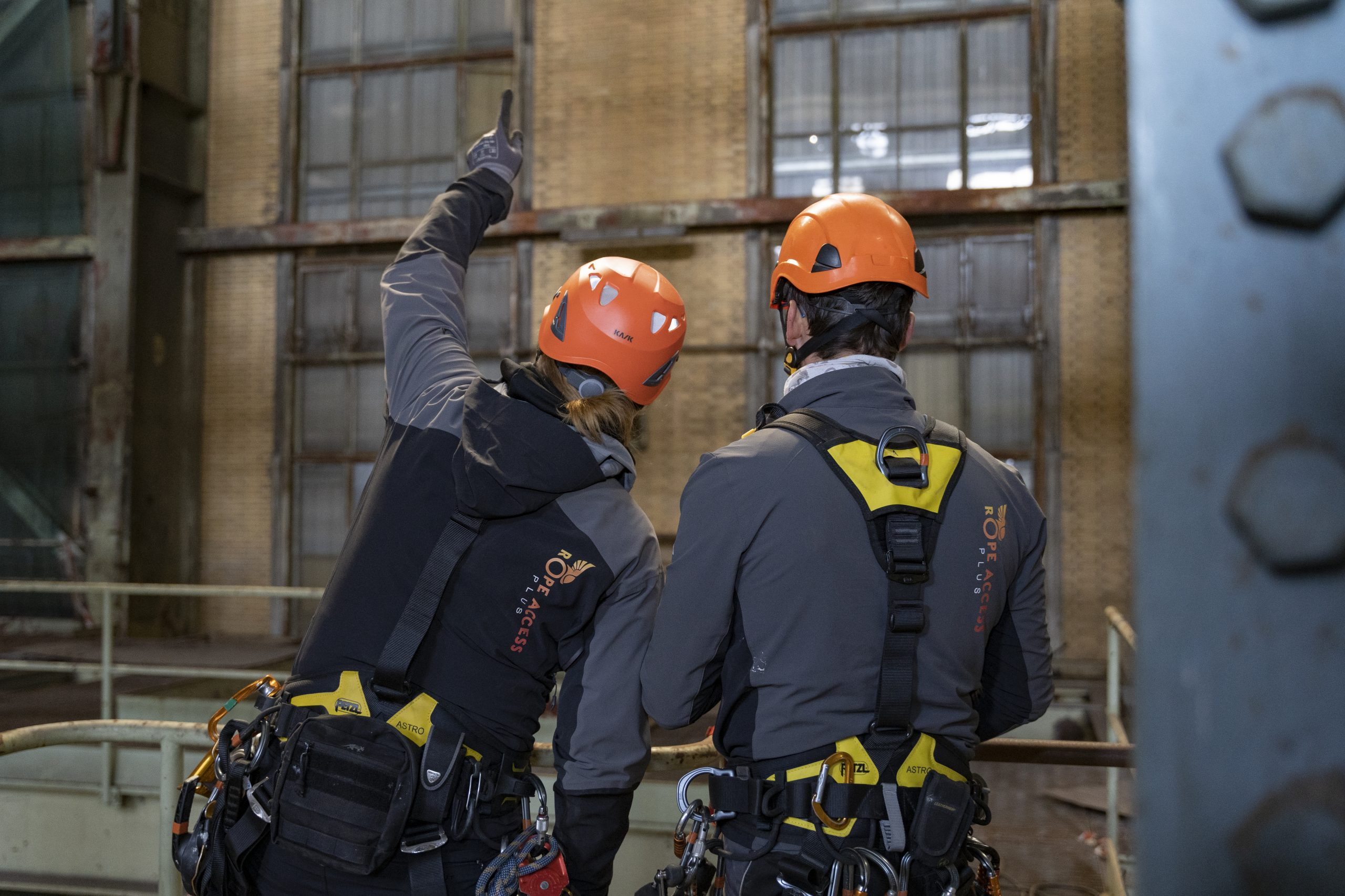 Rope Access Plus ITRA-Training Rescue